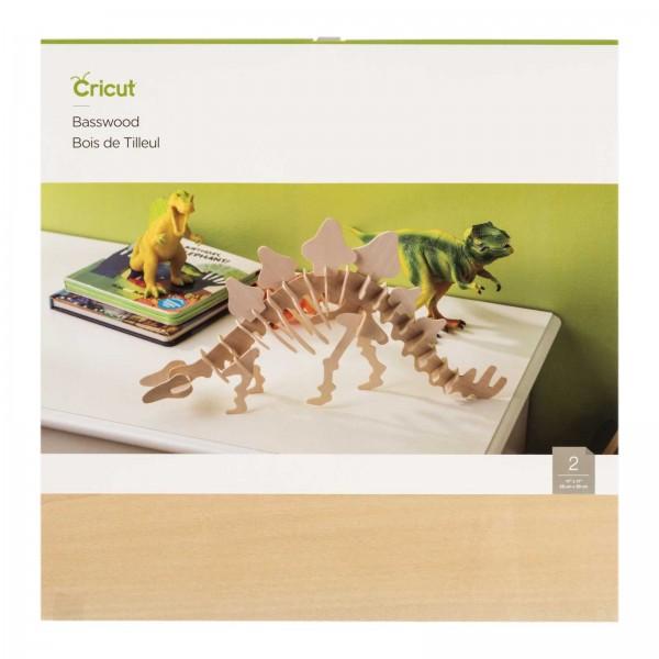 Cricut Basswood  2 ark